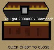 Chest - 2M Diamond