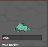 Monster-wild Rocket hurt