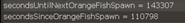 OrangeFishSpawnTime