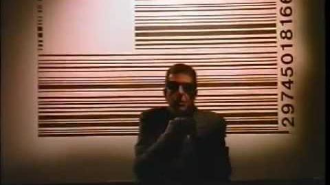 Leonard Cohen - Democracy (Spoken Word)