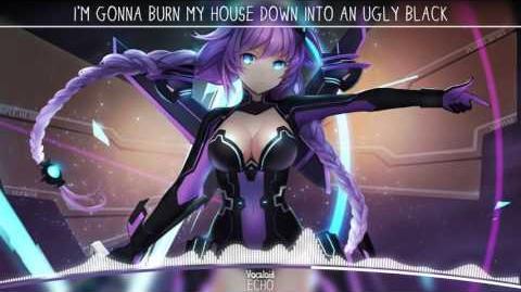 「Nightcore」→ ECHO (Vocaloid Cover) -- Lyrics ✗
