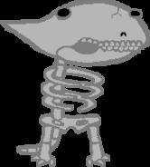 Iguana undead
