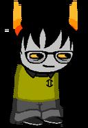 Alyxei sprite gemza sweater