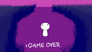 Karako game over