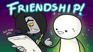 Tagora friendship no horns