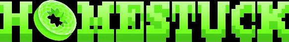 Логотип Homestuck