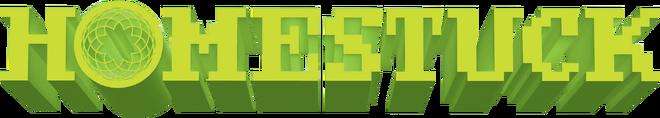 The Homestuck Logo