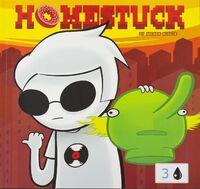 Homestuck book 3