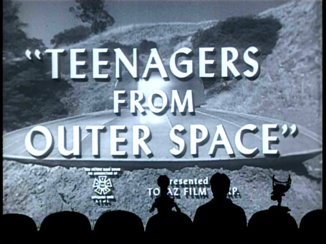 MST3K 404 - Teenagers from Outer Space