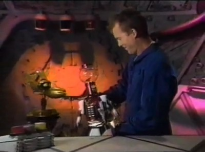 Tom Servo (mirror)