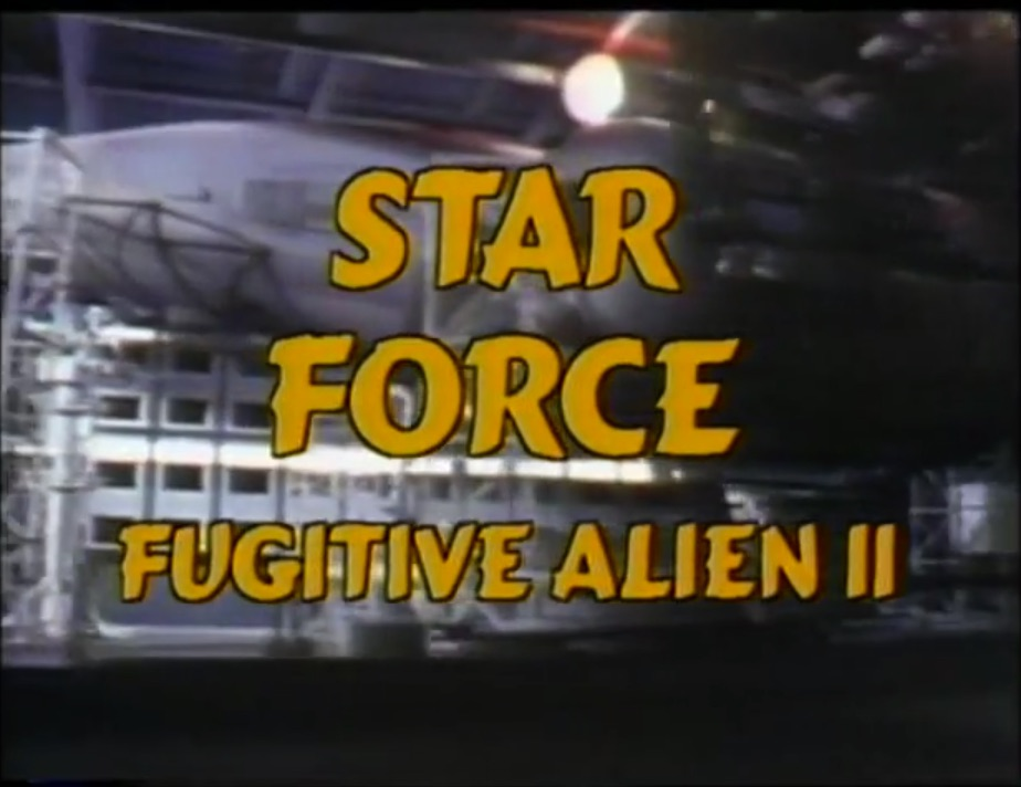 MST3K K03 - Star Force: Fugitive Alien II