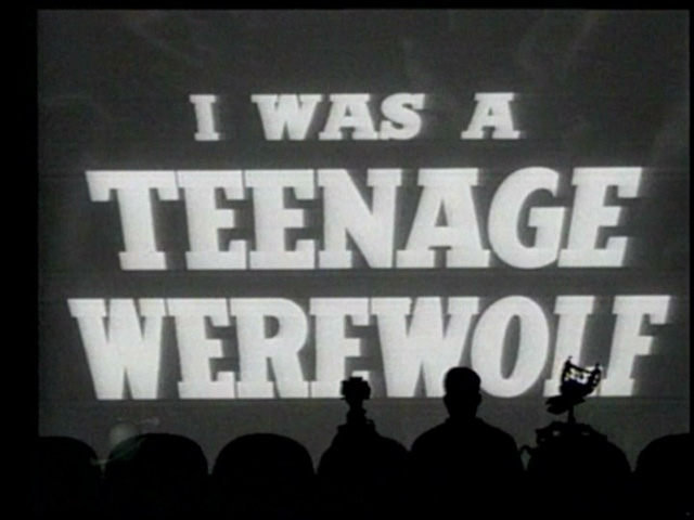 MST3K 809 - I Was a Teenage Werewolf