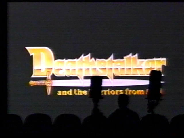 MST3K 703 - Deathstalker and the Warriors from Hell