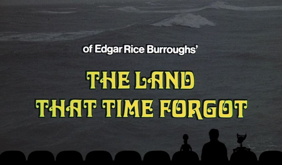 MST3K 1107 - The Land That Time Forgot