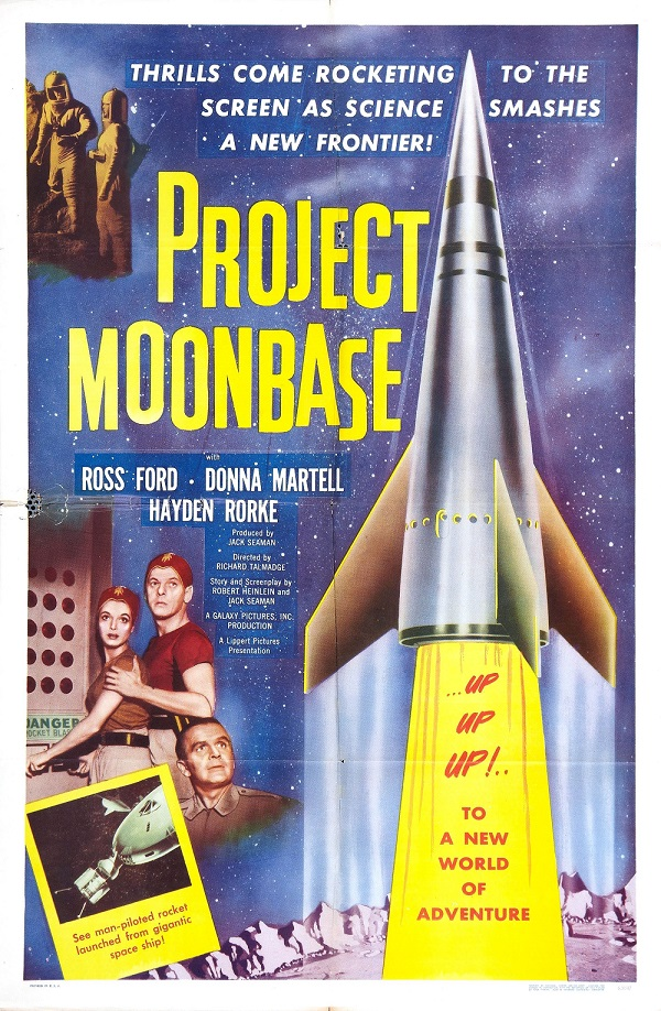 Project Moon Base (film)