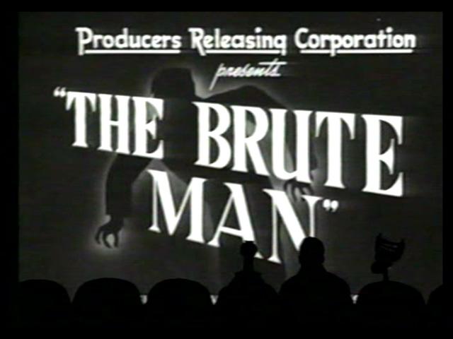 MST3K 702 - The Brute Man