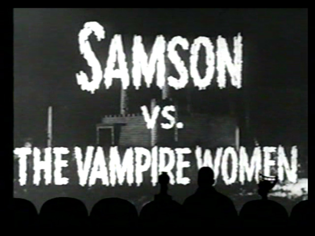 MST3K 624 - Samson vs. the Vampire Women