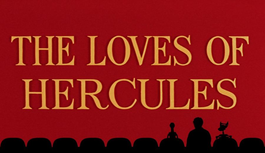 MST3K 1108 - The Loves of Hercules