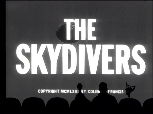 MST3K 609 - The Skydivers