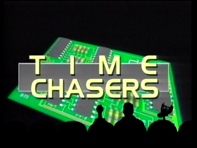 MST3K 821 - Time Chasers