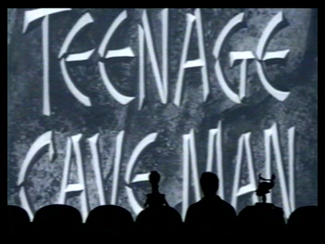 MST3K 315 - Teenage Cave Man