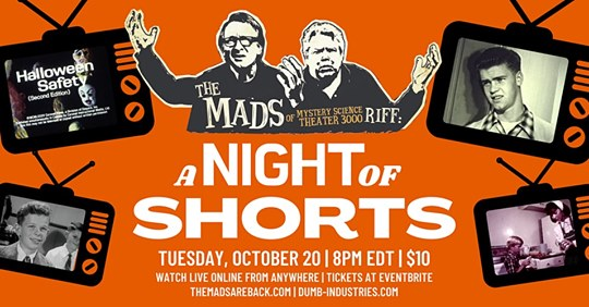 MADS - A Night of Shorts