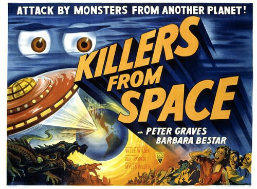 Killers from Space (film)