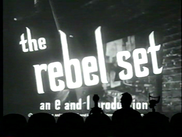 MST3K 419 - The Rebel Set