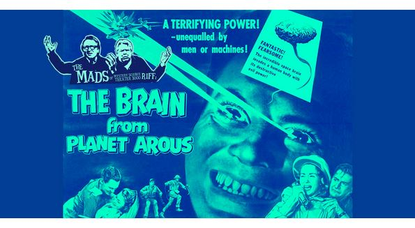 MADS - The Brain from Planet Arous