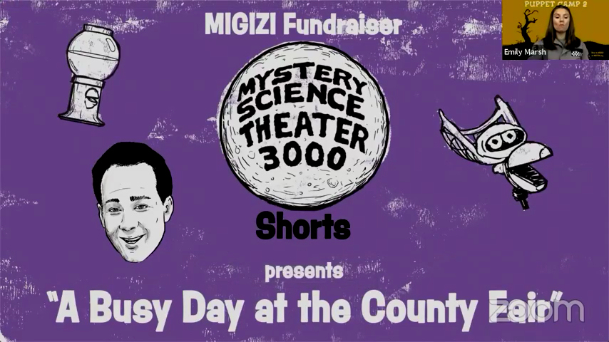 Mystery Science Theater 3000 - The MIGIZI Fundraiser Shorts