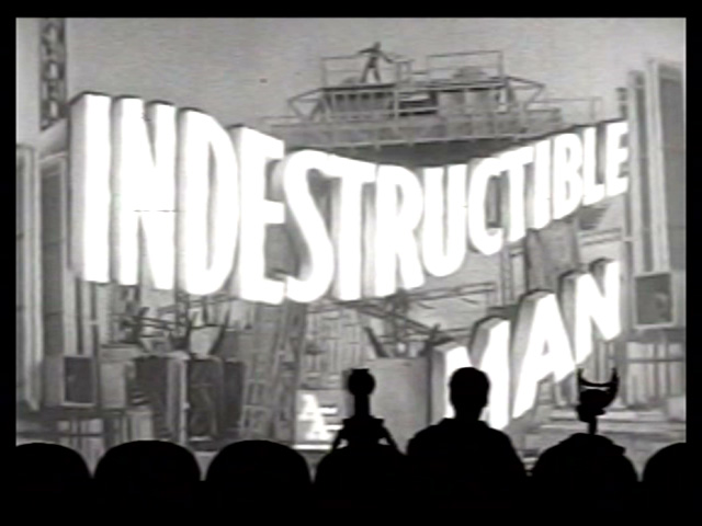 MST3K 409 - Indestructible Man