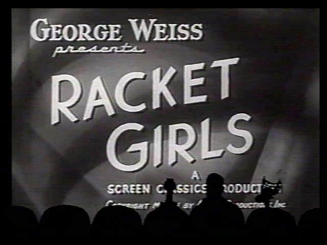 MST3K 616 - Racket Girls