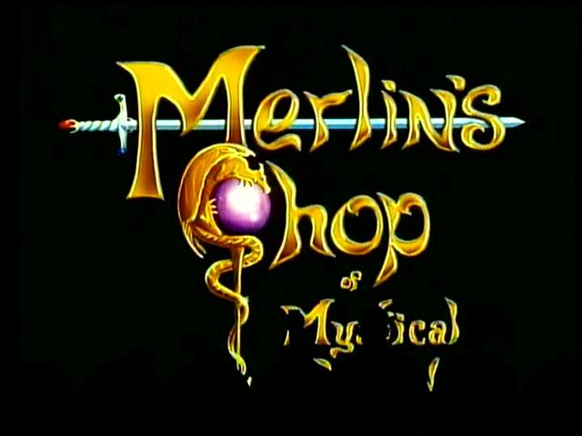MST3K 1003 - Merlin's Shop of Mystical Wonders
