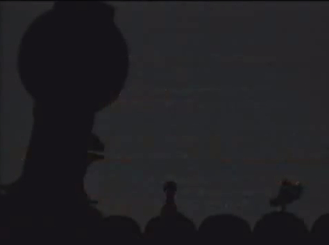 Giant Tom Servo