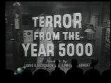 MST3K 807 - Terror from the Year 5000