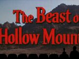 MST3K 1105 - The Beast of Hollow Mountain