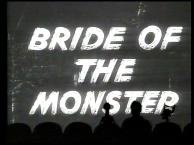 MST3K 423 - Bride of the Monster