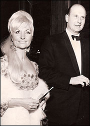 Gerry and Sylvia Anderson