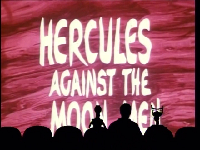 MST3K 410 - Hercules Against the Moon Men