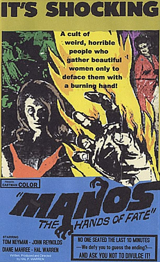 """Manos"" The Hands of Fate (film)"