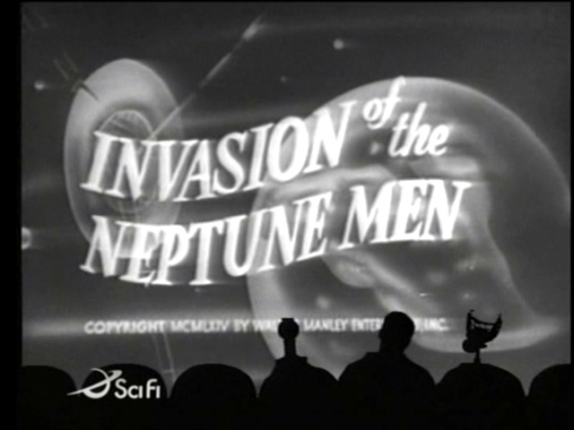 MST3K 819 - Invasion of the Neptune Men