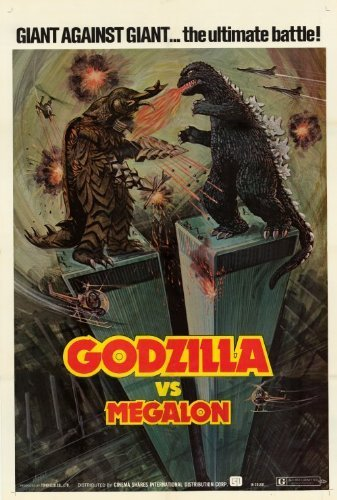 Godzilla vs. Megalon (film)