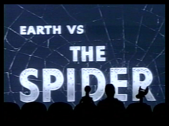 MST3K 313 - Earth vs the Spider