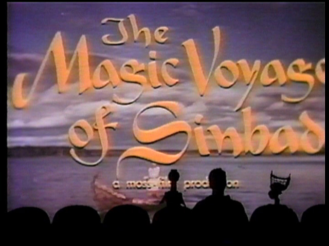 MST3K 505 - The Magic Voyage of Sinbad