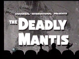 MST3K 804 - The Deadly Mantis
