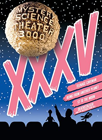 Mystery Science Theater 3000: Volume XXXV