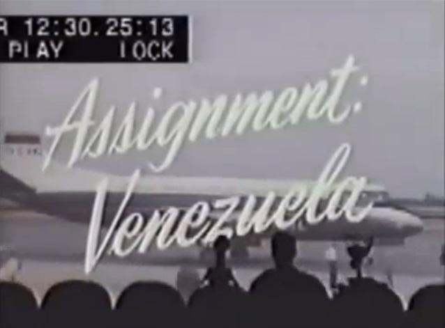 Assignment: Venezuela