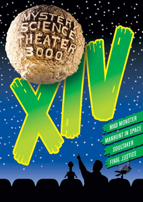 Mystery Science Theater 3000: Volume XIV