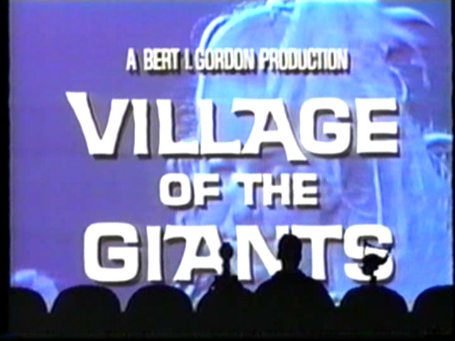 MST3K 523 - Village of the Giants