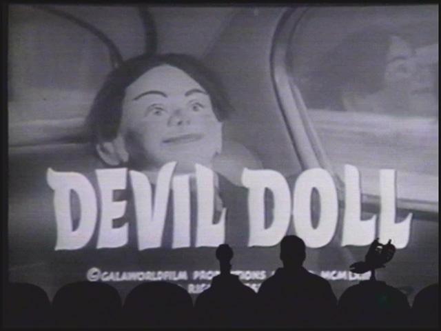 MST3K 818 - Devil Doll